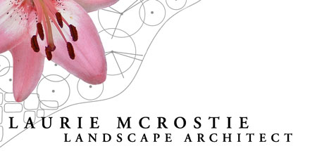 Laurie McRostie, Landscape Architect